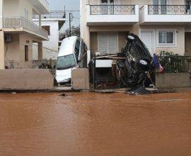 Εισαγγελική παρέμβαση για τις ευθύνες της τραγωδίας στην Εύβοια