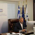 Επιστολή Γ. Πατούλη προς τους Δημάρχους της Αττικής για την ανάγκη εφαρμογής των μέτρων προστασίας από τον κορoνοϊό