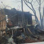 Στα αρμόδια υπουργεία η έκθεση των ζημιών από την πυρκαγιά στην Κορινθία