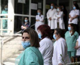 Κορονοϊός: Στους 216 οι νεκροί στην Ελλάδα – Κατέληξε 88χρονη στο ΑΧΕΠΑ