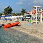 Ναυαγοσώστες στις πολυσύχναστες παραλίες του Δήμου Κεντρ. Κέρκυρας και Διαποντίων