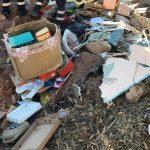 Δήμος Θηβαίων: Πρόστιμα για παράνομη απόρριψη μπαζών και άλλων απορριμμάτων