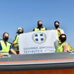 Αναχώρησε για την Αίγινα κλιμάκιο ιατρών και νοσηλευτών της Περιφέρειας Αττικής και του ΙΣΑ για διαγνωστικά τεστ