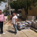Δήμος Αιγάλεω: Συνέχιση τεχνικών έργων τον Αύγουστο