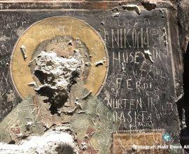 Θλίψη και οργή: Ανυπολόγιστη καταστροφή στη Σουμελά στον Πόντο – Βανδάλισαν τις βυζαντινές τοιχογραφίες