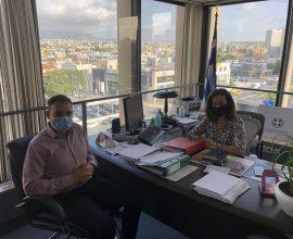 Δήμος Ηρακλείου: Μελλοντικά έργα στην ατζέντα συνάντησης Αντιδημάρχου-Αντιπεριφερειάρχη Βόρειου Τομέα Αθηνών