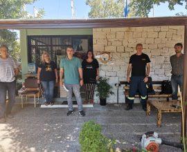 Δήμος Βριλησσίων: Ευρεία σύσκεψη για τη λήψη μέτρων εν όψει κακοκαιρίας