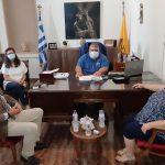 Συνάντηση του Δημάρχου Εορδαίας με τον Πρόεδρο του ΟΠΕΚΕΠΕ