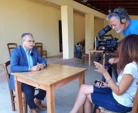 Το γερμανικό τηλεοπτικό δίκτυο RTL για γύρισμα ντοκιμαντέρ στον Δήμο Πλατανιά