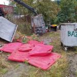 Δήμος Αγράφων: Ξεκίνησε η απόσυρση παλαιών κάδων απορριμμάτων
