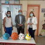 Δήμος Κιλκίς: Αθλητικό υλικό στα σχολεία για την 7η πανελλήνια ημέρα σχολικού αθλητισμού