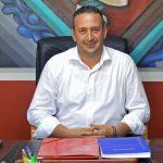 Χρήστος Μπάτσης – Δήμαρχος Αλμωπίας