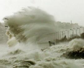 «Ιανός»: Ισχυρές βροχές, καταιγίδες και θυελλώδεις άνεμοι σήμερα