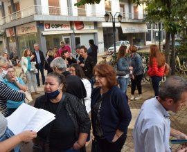 Ξεκίνησαν τα κλιμάκια να καταγράφουν τις ζημιές στην πόλη και στα χωριά της Καρδίτσας