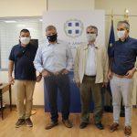 Συνάντηση Πατούλη με αντιπροσωπεία της Εθνικής Ομοσπονδίας και του Πανελλήνιου Συνδέσμου Τυφλών