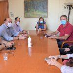 Συνάντηση της Υφυπουργού Υγείας με το Δήμαρχο Καρδίτσας