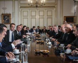 Η ακτινογραφία του Υπουργικού Συμβουλίου- «Πρωταθλητές και υποβιβασμένοι»
