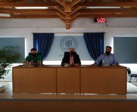 Δήμαρχος Ι. Π. Μεσολογγίου: «Όχι στην κατάργηση του Δημοτικού Σχολείου Μάστρο»