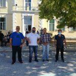 Στον Δήμο Προσοτσάνης ο Παγκόσμιος Πρωταθλητής Πάλης Αρζουμανίδης Ιωάννης