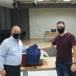 Δήμος Διονύσου: Οκτώ κούτες με σχολικά είδη για τις ευάλωτες κοινωνικές ομάδες, σε συνεργασία με το «Όλοι Μαζί Μπορούμε»