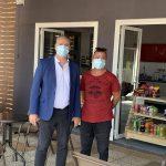 Ανακαίνιση του κυλικείου στο Α' Δημοτικό Αθλητικό Κέντρο Κατερίνης