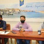 Δήμος Χανίων: Υπογραφές για τις μελέτες ανάπλασης και ανάδειξης του Κουμ Καπί