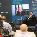 Τζιτζικώστας: «Οι Περιφέρειες μετατρέπουν τους απρόσωπους ευρωπαϊκούς πόρους σε μετρήσιμο έργο για τους πολίτες»