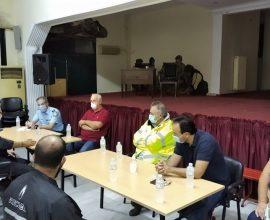 Αμεση και συλλογική κινητοποίηση με επιτυχή αντιμετώπιση του «Ιανού» στον Δήμου Τρικκαίων