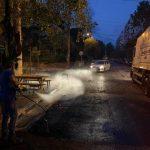 Κακοκαιρία Ιανός: Από τα ξημερώματα καθαρίζουν τα φρεάτια στο δήμο Καλλιθέας