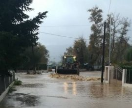 Σε κατάσταση εκτάκτου ανάγκης ο Δήμος Μακρακώμης