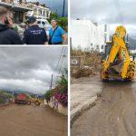 Δήμος Κορινθίων: Σε προτεραιότητα η κατασκευή του δικτύου ομβρίων υδάτων στα Λουτρά Ωραίας Ελένης
