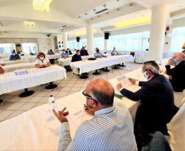 Ο Δήμος Κέας συμμετείχε στη Συνέλευση του Φορέα Διαχείρισης Αποβλήτων στη Σύρο