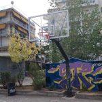 Δήμος Βύρωνα: Συντήρηση και αναβάθμιση ανοικτών γηπέδων μπάσκετ