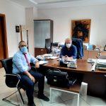 Συνάντηση Δημάρχου Ηγουμενίτσας με το νέο Διοικητή του Νοσοκομείου Φιλιατών