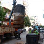 Δήμος Αλεξανδρούπολης: Μετεγκατάσταση ημιυπόγειων κάδων από το κέντρο στα χωριά