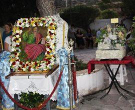 Δήμος Φυλής: Κατάνυξη κι ευλάβεια στον Εσπερινό της Ιστορικής Ιεράς Μονής του Αγ. Ιωάννη του Θεολόγου Άνω Λιοσίων