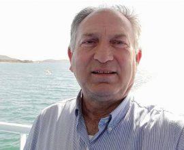 Θρήνος στον Δήμο Κορδελιού-Ευόσμου: Έφυγε από τη ζωή ο Αντιδήμαρχος Οικονομικών Χ. Φωτιάδης
