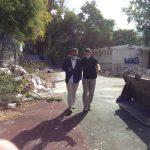 Δήμος Ζωγράφου: Ανακατασκευή γηπέδου μπάσκετ στην Αστερίου στο Γουδί