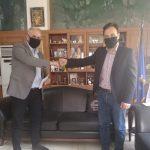 Αχτύπης: «Στα Τρίκαλα για το μέλλον και την εξέλιξη της Δημοτική Αστυνομίας»