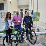 Ευρωπαϊκή Εβδομάδα Κινητικότητας Δήμου Ηγουμενίτσας: Παράδοση ηλεκτρικού ποδηλάτου στον νικητή της κλήρωσης