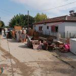 Καταγραφή ζημιών σε οικοσκευές στον Δήμο Μουζακίου