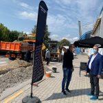 Δήμος Κατερίνης: Ολοκληρώθηκε η σύνδεση του Α΄ Δημοτικού Αθλητικού Κέντρου με το αποχετευτικό δίκτυο
