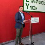 Στα εγκαίνια του πρώτου Κέντρου Επαναχρησιμοποίησης Υλικών της ΔΙΑΔΥΜΑ o Δήμαρχος Καστοριάς