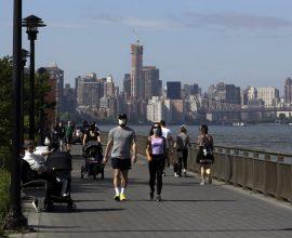 Συναγερμός στη Νέα Υόρκη: Πάνω από 1.000 κρούσματα σε μία ημέρα