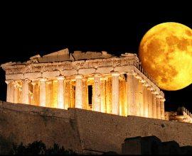 Το φως στην Ακρόπολη… αλλάζει – «Μεταμορφώνεται» ο ιερός βράχος