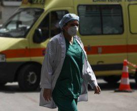 Άλλοι δύο θάνατοι από την πανδημία καταγράφηκαν τις τελευταίες ώρες στη χώρα