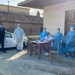 Στη Λακωνία οι Γ.Γ. Πολιτικής Προστασίας και Τσιόδρας μετά τον εντοπισμό κρουσμάτων κορονοϊού