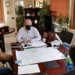 Σε θετική κατεύθυνση οι συζητήσεις για το Φυσικό Αέριο – Στον Δήμο Διονύσου ο Διευθυντής Ανάπτυξης Υποδομών της Ε.Δ.Α. Αττικής