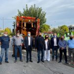 Δήμος Παπάγου Χολαργού: Απορριμματοφόρο και καφέ κάδοι από την Περιφέρεια Αττικής
