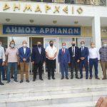 Οι 23 προτάσεις του Δήμου Αρριανών στη Διακομματική Κοινοβουλευτική Επιτροπή για την Ανάπτυξη της Θράκη